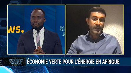 Economie verte pour l'énergie en Afrique [Business Africa]