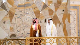 السعودية نيوز |      ولي عهد أبوظبي يجتمع مع ولي عهد السعودية وسط توترات بشأن السياسة النفطية