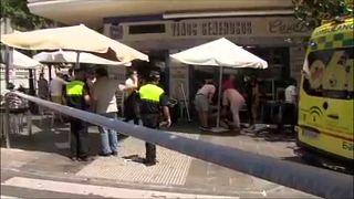 Atropello en Marbella