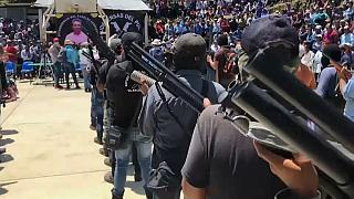 Mexiko: Indigene bewaffnen sich gegen Drogenkartelle