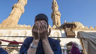 Egypte : l'Aïd célébrée dans les mosquées et dans les rues