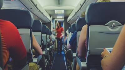 Using inflight Wi-Fi could leave you vulnerable.
