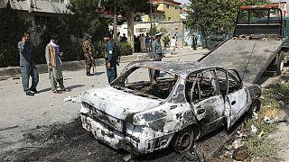 Обстрел резиденции президента Афганистана: ответственность взяла на себя ИГИЛ