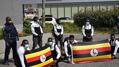 """JO Tokyo : l'haltérophile ougandais disparu retrouvé """"sain et sauf"""""""