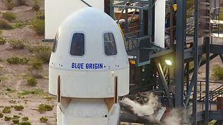 La nave poco antes del lanzamiento