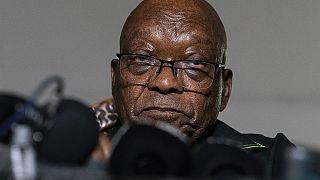 Afrique du Sud : report au 10 août du procès de Jacob Zuma