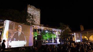 Εκδήλωση μνήμης και τιμής των πεσόντων κατά την τουρκική εισβολή Προεδρικό Μέγαρο, Λευκωσία,