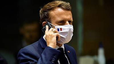 The phones of Emmanuel Macron and 15 members of the French government may have been spyware targets in 2019.