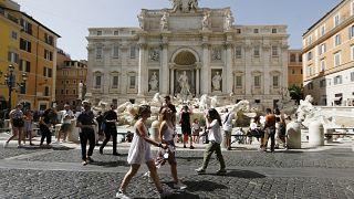Rome, Italy virus outbreak