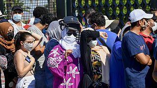 Тунисцы ринулись вакцинироваться
