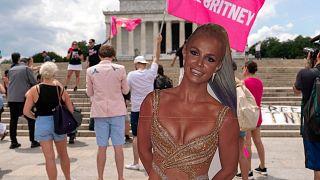 تجمع در حمایت از بریتنی اسپیرز