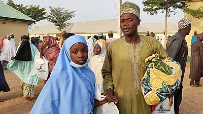 One hundred kidnapped villagers freed in Nigeria