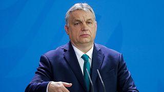 ویکتور اوربان نخستوزیر مجارستان