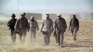 جنود أمريكيون في أفغانستان (أرشيف)