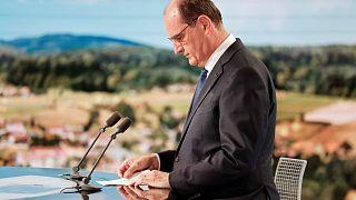 Le Premier ministre Jean Castex au 13H de TF1 mercredi 21 juillet 2021