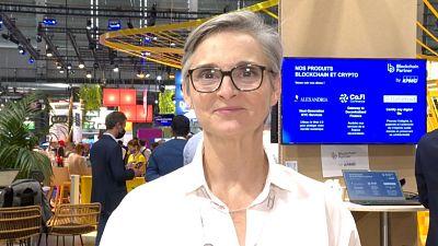 Euronews Next spoke to KPMG France chairman Marie Guillemot.