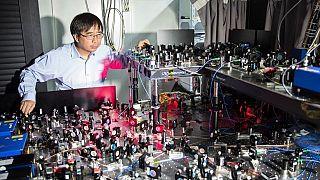 Çinli bilim insanı