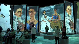 """Frida: The Immersive Experience"" en Ciudad de México, México."
