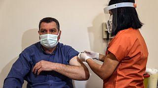 Türkiye'de Covid-19 aşı kampanyası
