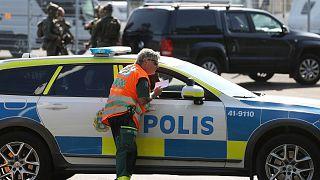 گروگانگیری در یکی از زندانهای سوئد
