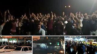 اعتراضات در خوزستان