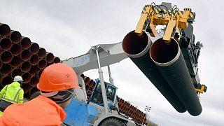 مراحل پایانی ساخت خط لوله گازی روسیه به اروپا