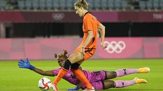 Football: Netherlands cruises past Zambia in 10-3 win at Tokyo Olympic