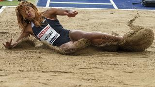 Olympics: British long jumper says athletes understand its still a competition despite no fans