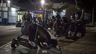 Nova chegada de migrantes a Mellila
