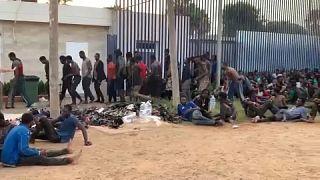 Plus de 200 migrants sont entrés dans l'enclave de Melilla en Espagne jeudi 22 juillet