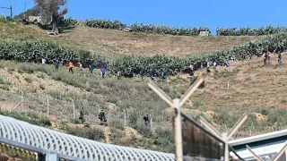 Maroc : plus de 200 migrants passent en Espagne par Melilla