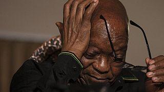 Afrique du Sud : Jacob Zuma sort de prison pour des funérailles