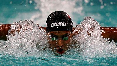 Tunisie : le nageur Oussama Mellouli sera bien aux JO de Tokyo 2020