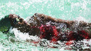 JO Tokyo : le Zimbabwe envoie sa première nageuse noire