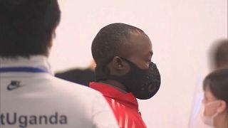 JO Tokyo : l'haltérophile ougandais renvoyé après sa tentative de fuite