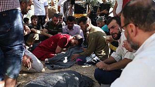 Frappe sur Idlib