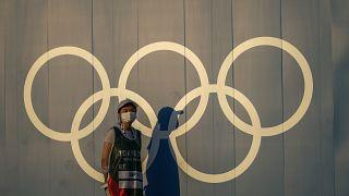 A festa do desporto ol´impico prepara-se para abrir oficialmente