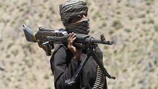 مقاتل من حركة طالبان (أرشيف)