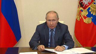 Vladimir Putin quer todos os russos vacinados