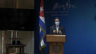"""Cuba reage: EUA """"não têm autoridade política e moral para punir"""""""