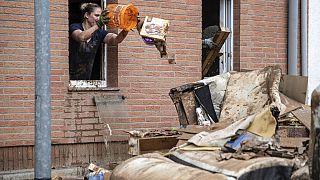 Control de daños en Alemania: Colonia inicia una larga reconstrucción tras las inundaciones