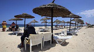 En Tunisie, la Covid-19 n'effraie pas les touristes