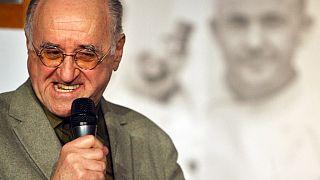 Dr. Alfred Biolek bei der Berlinale 2007