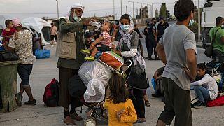 Yunanistan'daki Afgan mülteciler