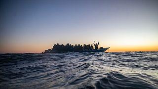 Doğu Akdeniz'de göçmen teknesi battı - Arşiv