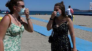 Tatildeki turistler