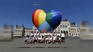 Inmitten Debatte um LGBTQ-Gesetz: Tausende zu Gay Pride in Budapest erwartet