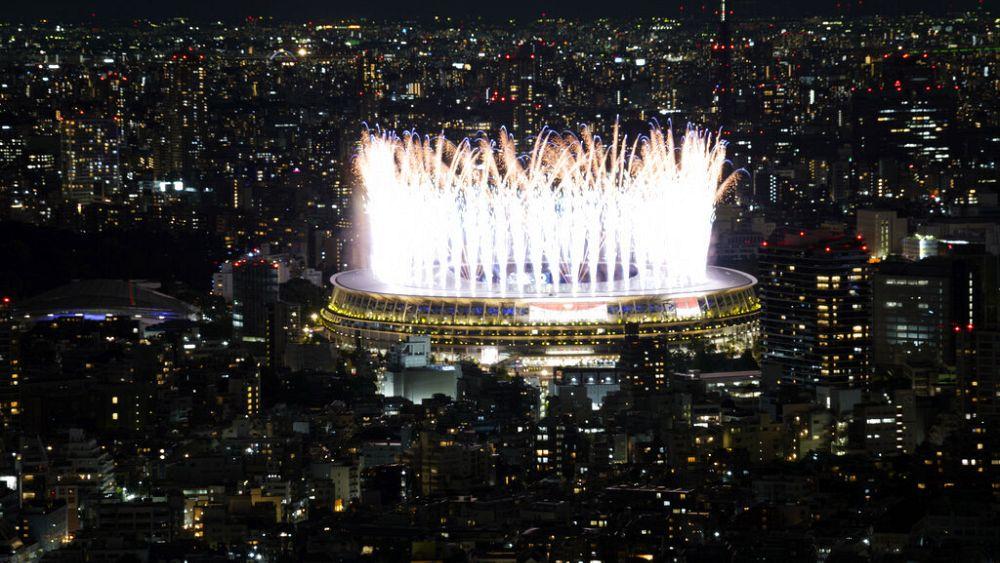 Biarkan Permainan dimulai!  Tokyo 2020 dimulai dengan upacara pembukaan yang terinspirasi manga