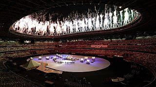 Tokio 2020 | La pandemia y la tradición japonesa protagonizan la sobria ceremonia de apertura
