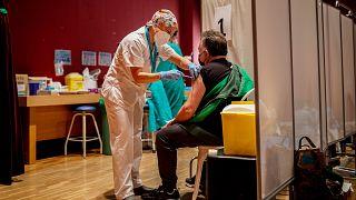 İspanya'da aşı kampanyası / Arşiv